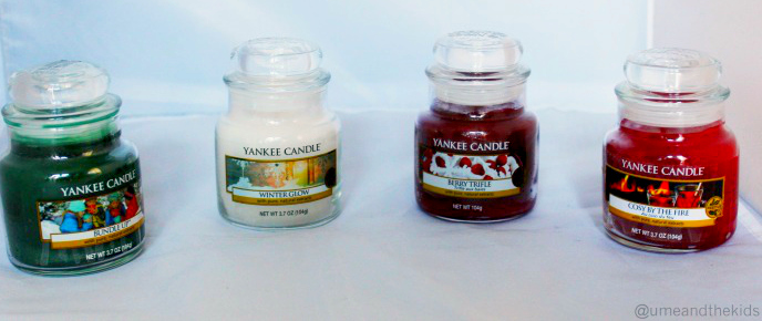 Christmas Gifts for her 2015 Yankee Candle Christmas Collection
