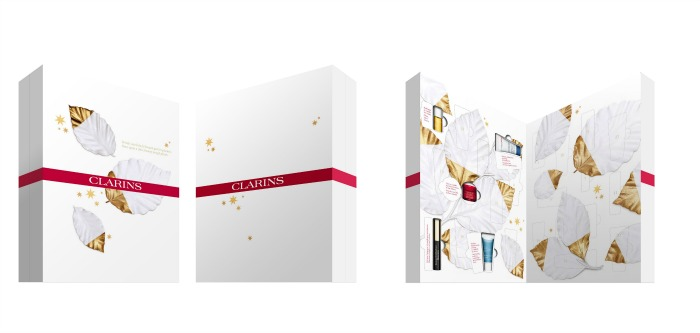 Unique Advent Calendars 2015 | Clarins Advent Calendar - Online Exclusive