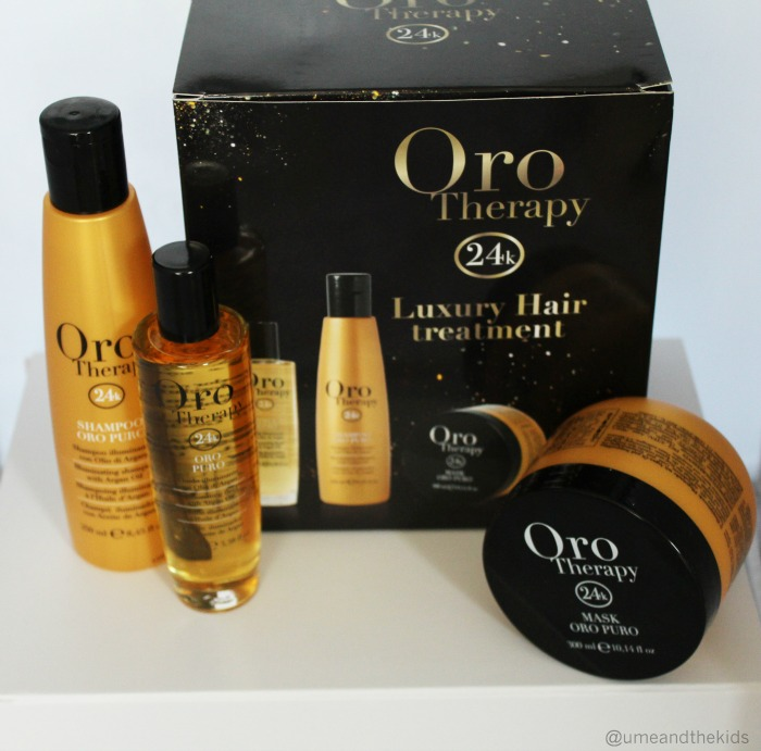 Christmas Gifts for Women 2015 - Oro 24K HairTherapy