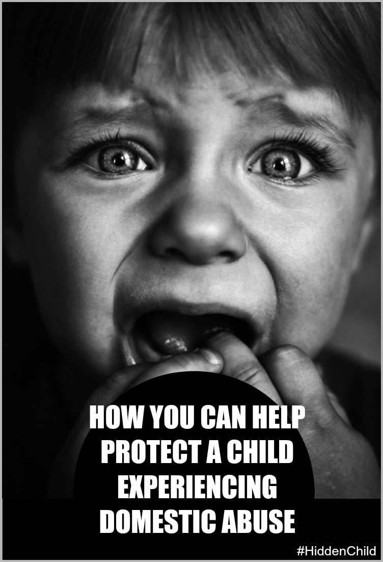 How you can help protect children experiencing Domestic Abuse