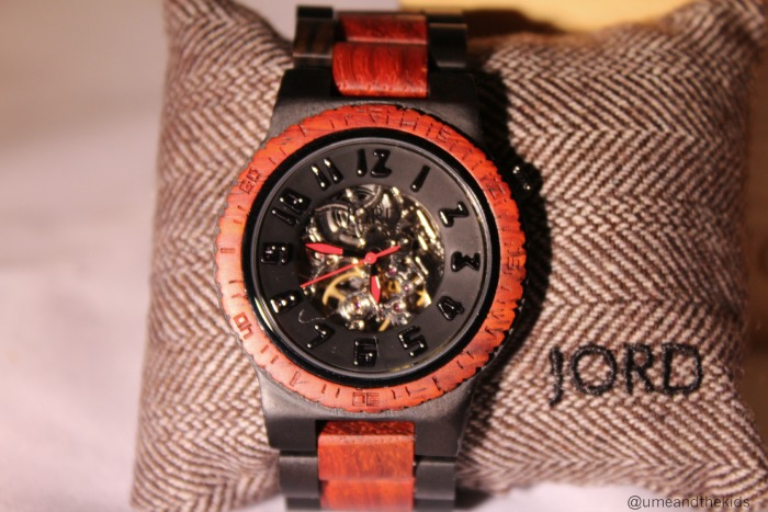 Jord Watch front Image