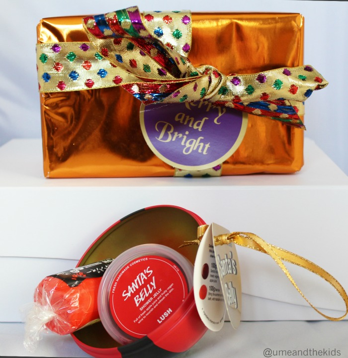 Christmas Gifts for Women 2015 - Lush Merry & Bright