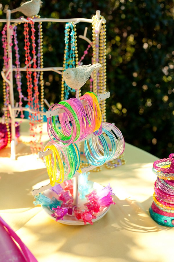Princess Party Ideas Sparkle Station