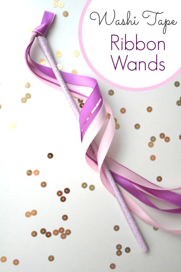 Princess Ribbon Wands