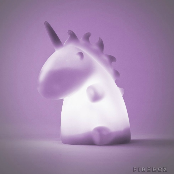 10 Unique Christmas Gifts for 2015 - Uni Unicorn light