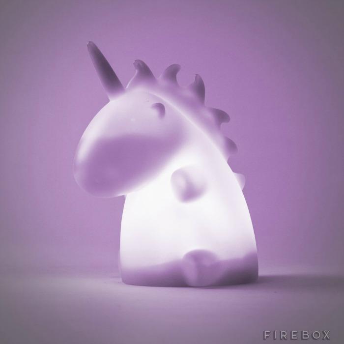 10 Unique Christmas Gifts for 2015 - Uni Unicorn light