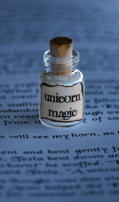Unicorn Magic Bottled