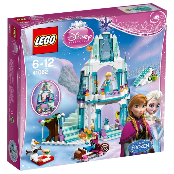 Christmas Gifts for Kids 2015 Lego Disney Princess Elsas Sparkling Ice Castle