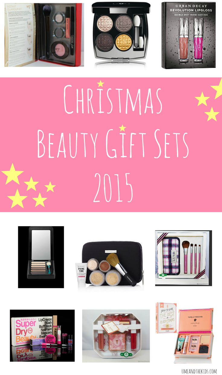 10 Amazing Christmas Beauty Gift Sets 2015