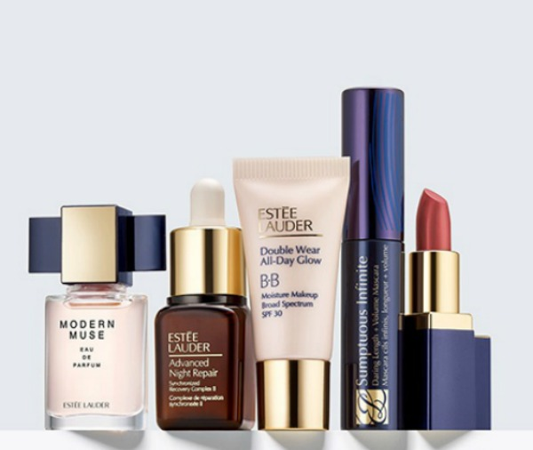 Christmas Beauty Gift Sets 2015 - Estee Lauder Five Star Favorites