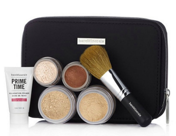 Christmas Beauty Gift Sets 2015 - bareMinerals 7 Piece Get Started Complexion Collection