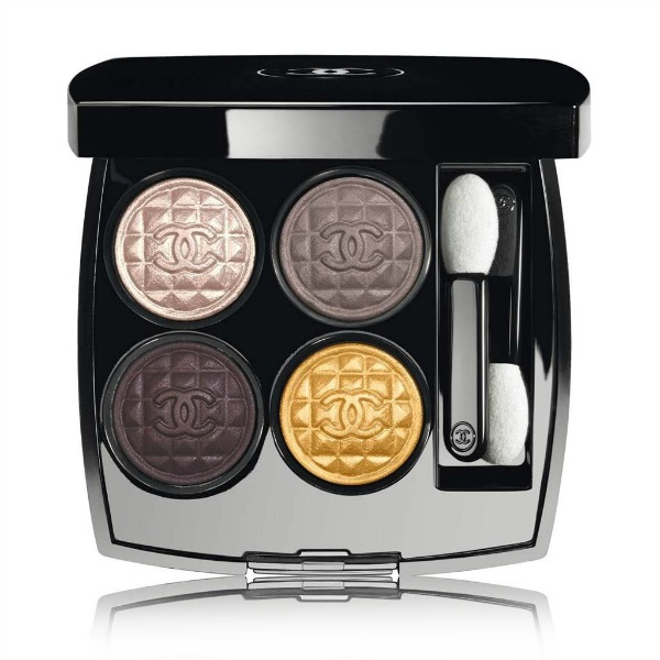 Christmas Beauty Gift sets -CHANEL - SIGNE PARTICULIER4 EYESHADOW COLLECTION