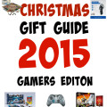 Christmas Gift Guide for Gamers