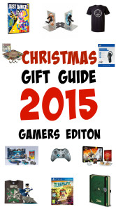 Gift Guide for Gamers 2015 | Christmas Edition