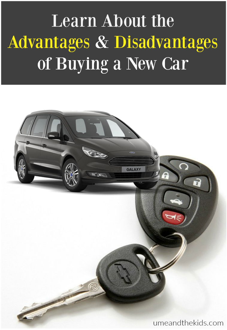 Learn about the advantages and disadvantages of buying a new car