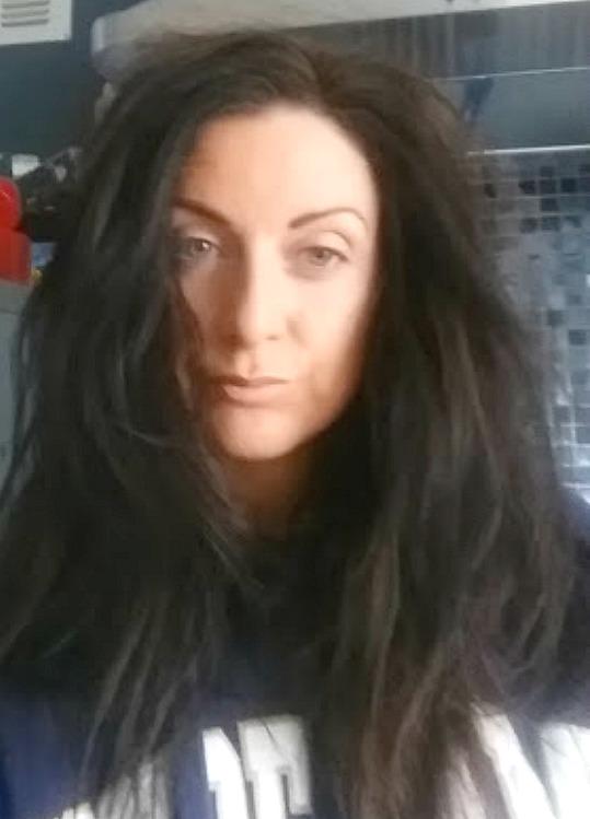 L'oreal Steampod - Before hair