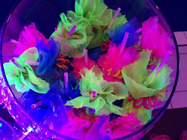 Neon Party Favours