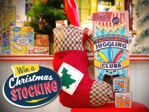 Win a Ridleys Retro Stocking by Sharing Christmas Memories