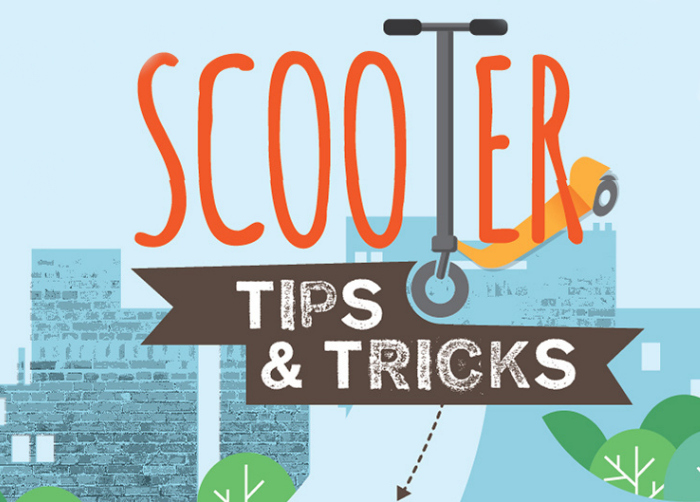 Over 10 Awesome Trick Scooter Safety Tips & Tricks