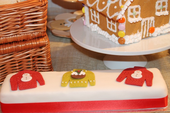 Spectacular Christmas Food at Morrisons - Cakes & Desserts