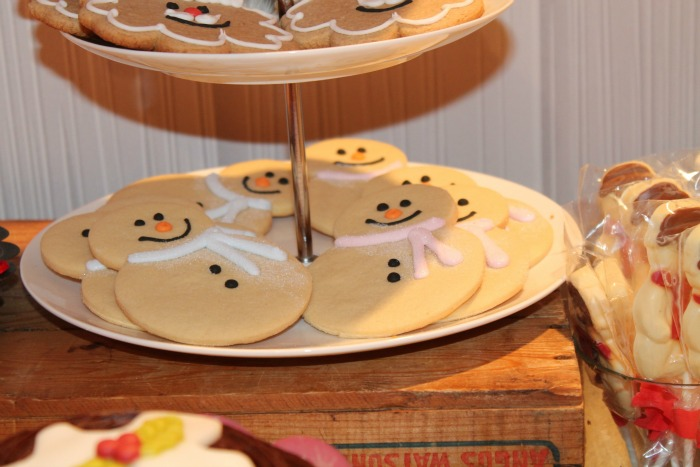 Spectacular Christmas Food at Morrisons - Snowman biscuits