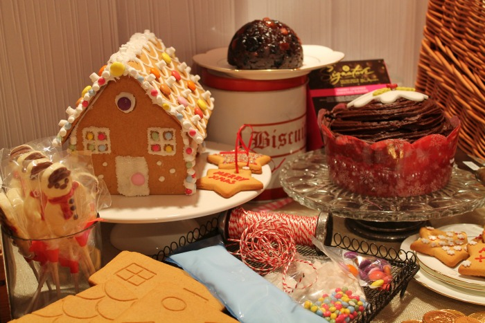 Spectacular Christmas Food at Morrisons - Sweet treats & Cakes