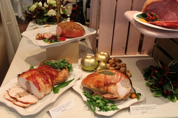 Tesco Christmas Food & Gifts 2015 - Tesco Food Meat