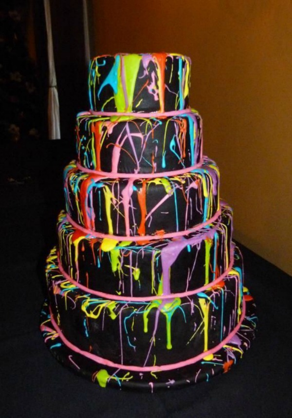 21 awesome neon glow in the dark party ideas