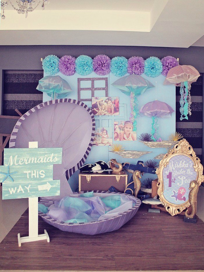 21 Marvelous Mermaid Party Ideas For Kids