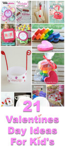 21 Super Sweet Valentines Day Ideas for Kids
