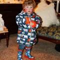 Childrens Clothing Hatley Reversible Polar Bear Puffer Jacket