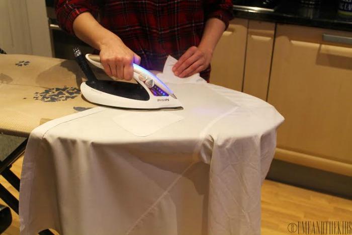 PHILIPS PERFECTCARE ELITE STEAM GENERATOR IRON - Ironing Shirts