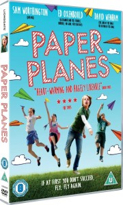 Win Paper Planes DVD – The Perfect Family Film