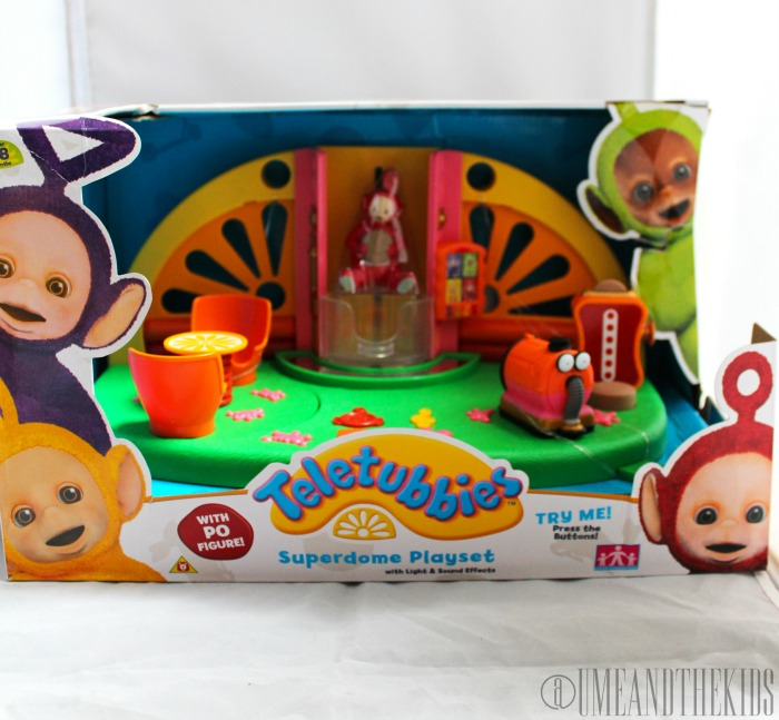 See the New Teletubbies Toys for Kids from Character - Superdome Playset