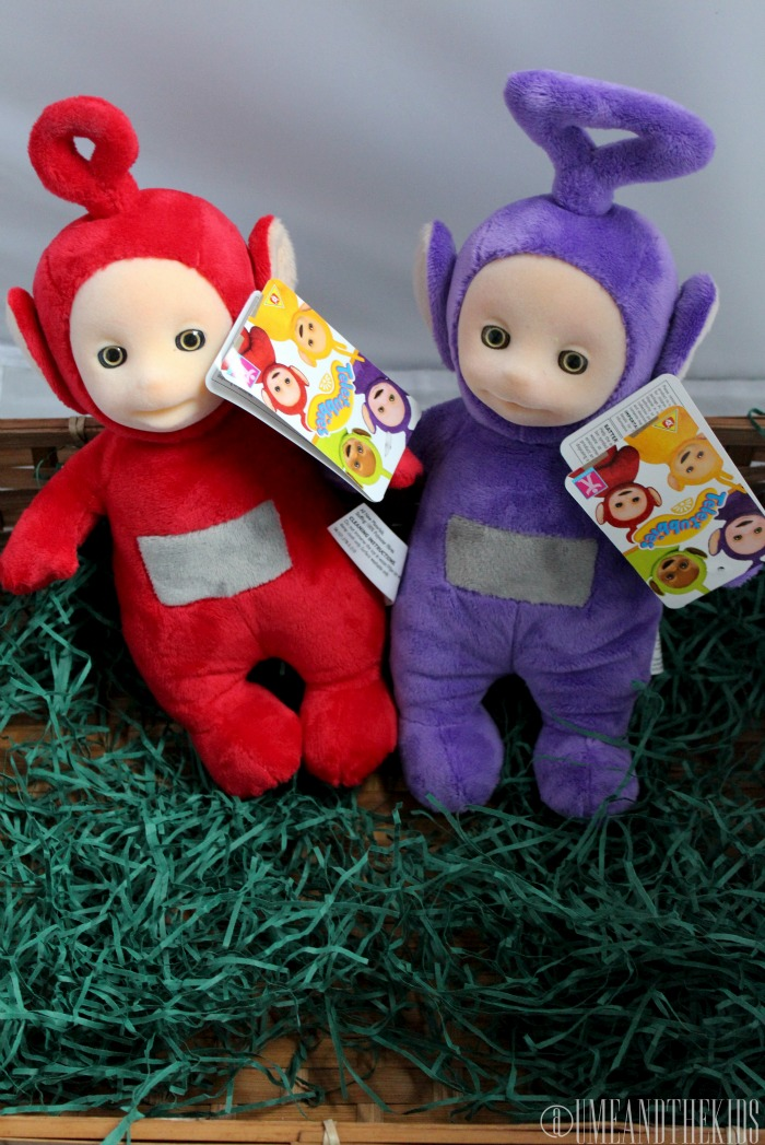 See the New Teletubbies Toys for Kids from Character - Teletubbies Talking Po and Tinky Winky Soft Toy (2)