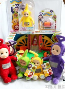 New Teletubbies Toys for Kids from Character