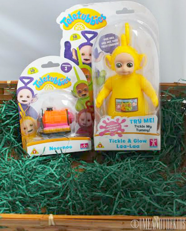 See the Teletubbies Toys for Kids from Character - Tickle & Glow Laa-Laa