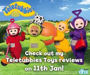 Teletubbies Mums TV Blogger Button 1