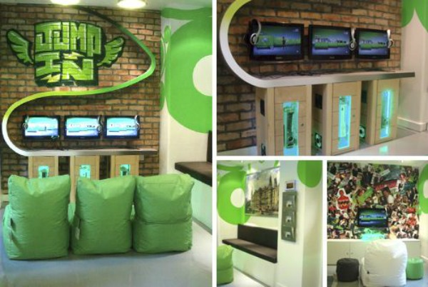 Video Game Room Ideas Xbox Room Design