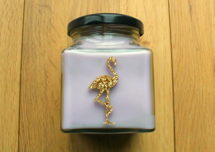 Perfect Gifts for Mother's Day -Cheesecake Crunch Square Jar Candle