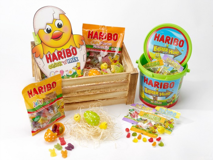 HARIBO's tasty Easter giveaway