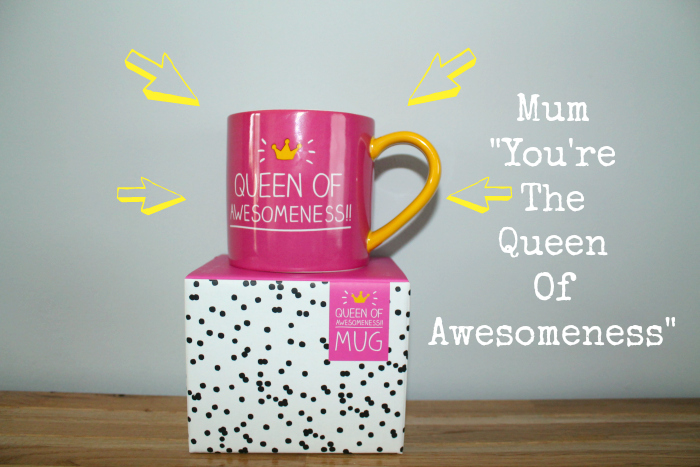 Perfect Gifts for Mother's Day -Happy Jackson Queen Of Awesomeness Mug