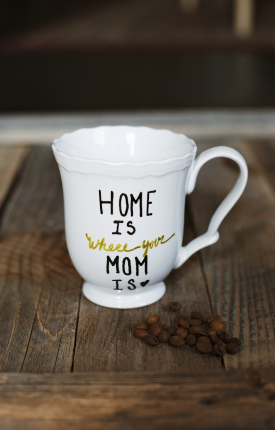 Home Made Mothers Day Mug