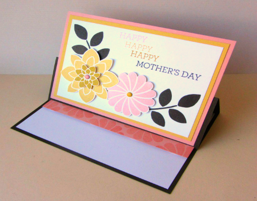 Mothers Day Craft Ideas - Make your own Mothers Day Card