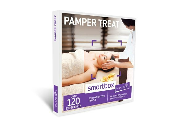 Win a Mother's Day Pamper Treat – Smartbox by Buyagift - actual box