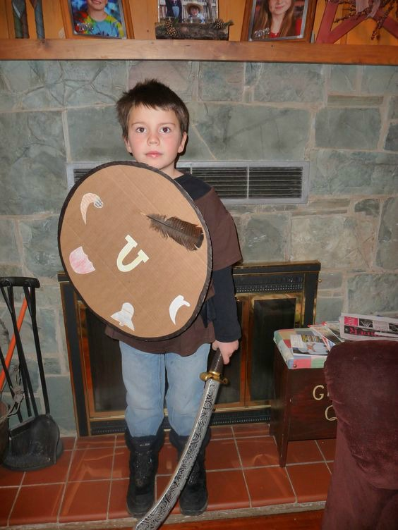 World Book Day Costume Ideas for Kids - Beast Quest Tom costume