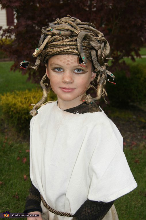 World Book Day Costume Ideas for Kids - Medusa