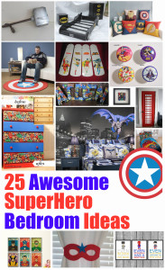 23 Awesome SuperHero Bedroom Ideas