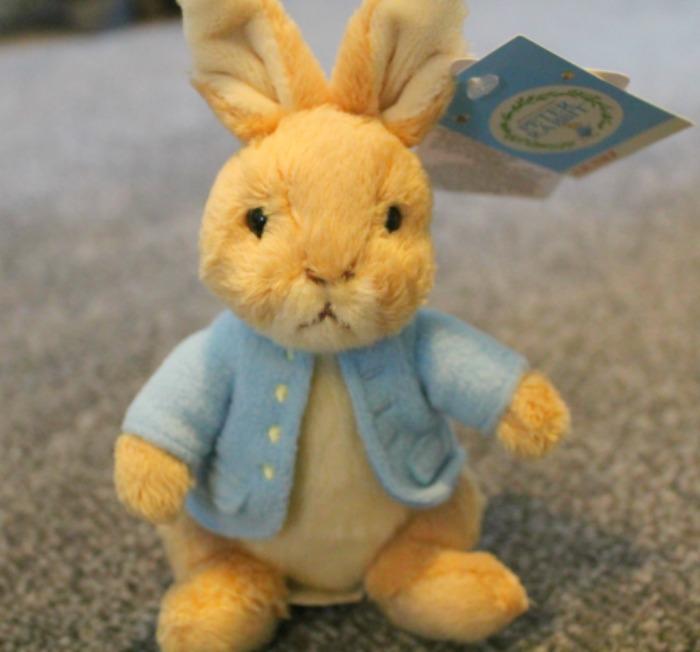 Celebrate 150 Years of Beatrix Potter #Beatrix150 - Beatrix Potter Peter Rabbit Plush by Gund