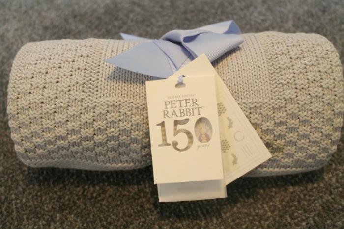 Celebrate 150 Years of Beatrix Potter #Beatrix150 - Grey Shawl